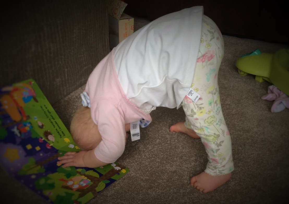 Life Lessons from the Yoga Baby
