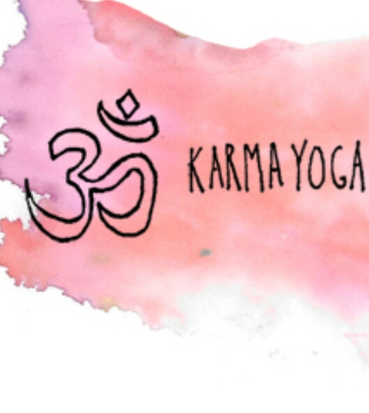 Karma yoga … positive change in the community.