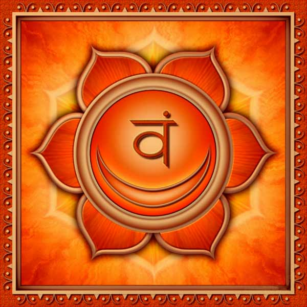 The Chakras and happiness – Svadisthana (Sacral)